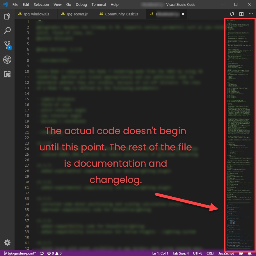 best practices for commenting your code