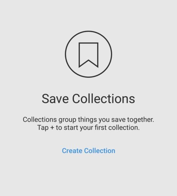 How to Organize Instagram Bookmarks into Private Collections