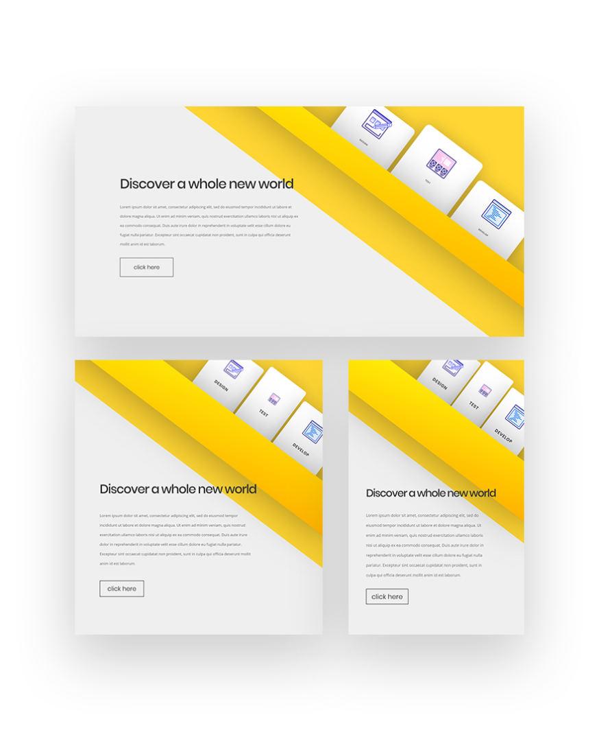 diagonal design