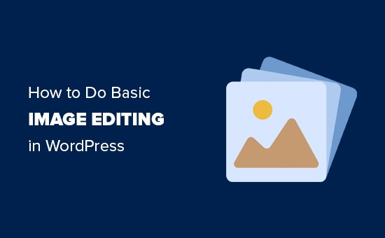 Do Elementary Symbol Enhancing in WordPress (Crop, Rotate, Scale, Turn)