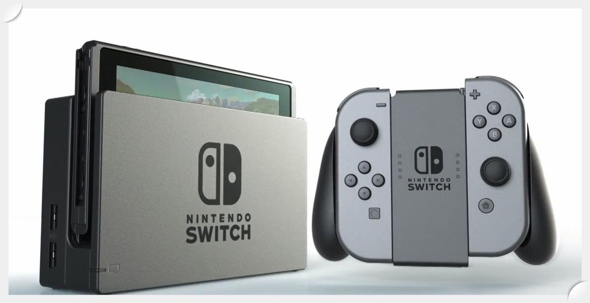 Nintendo Switch is one of the perfect consoles