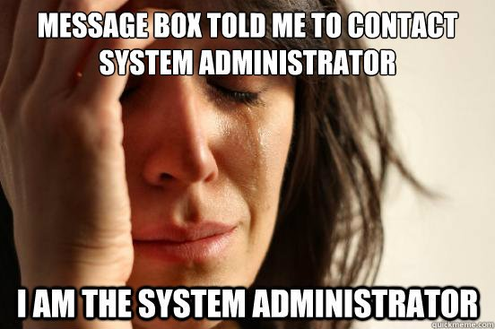 Why Trying to Be a Sysadmin to Save $20/Month Is a Bad Idea