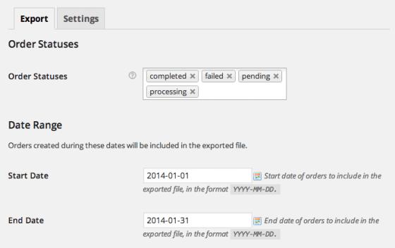 An XML file in WordPress.
