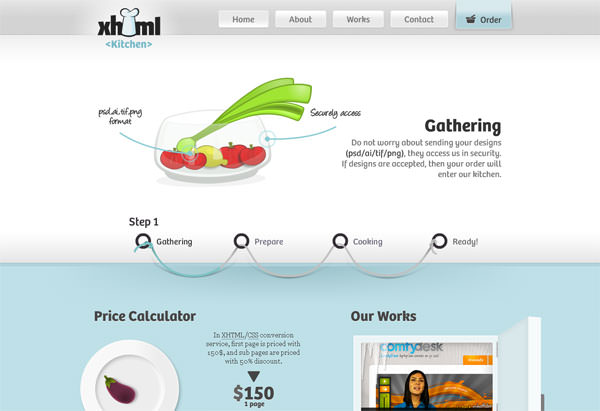 Web-Development-Studio-XHTML-Kitchen
