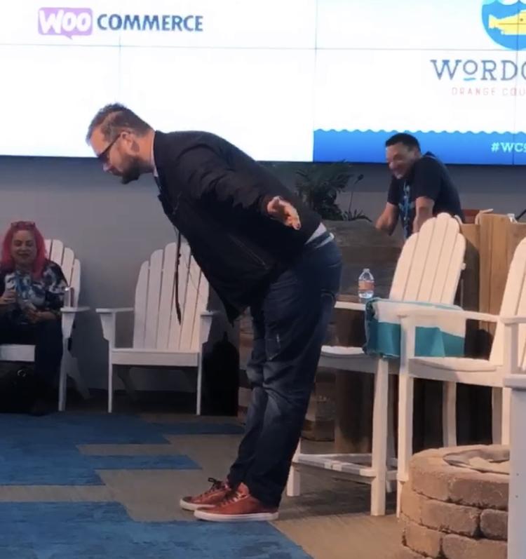 WordCamp Orange County, WordCamp OC, WCOC, WordPress, Alex Vasquez