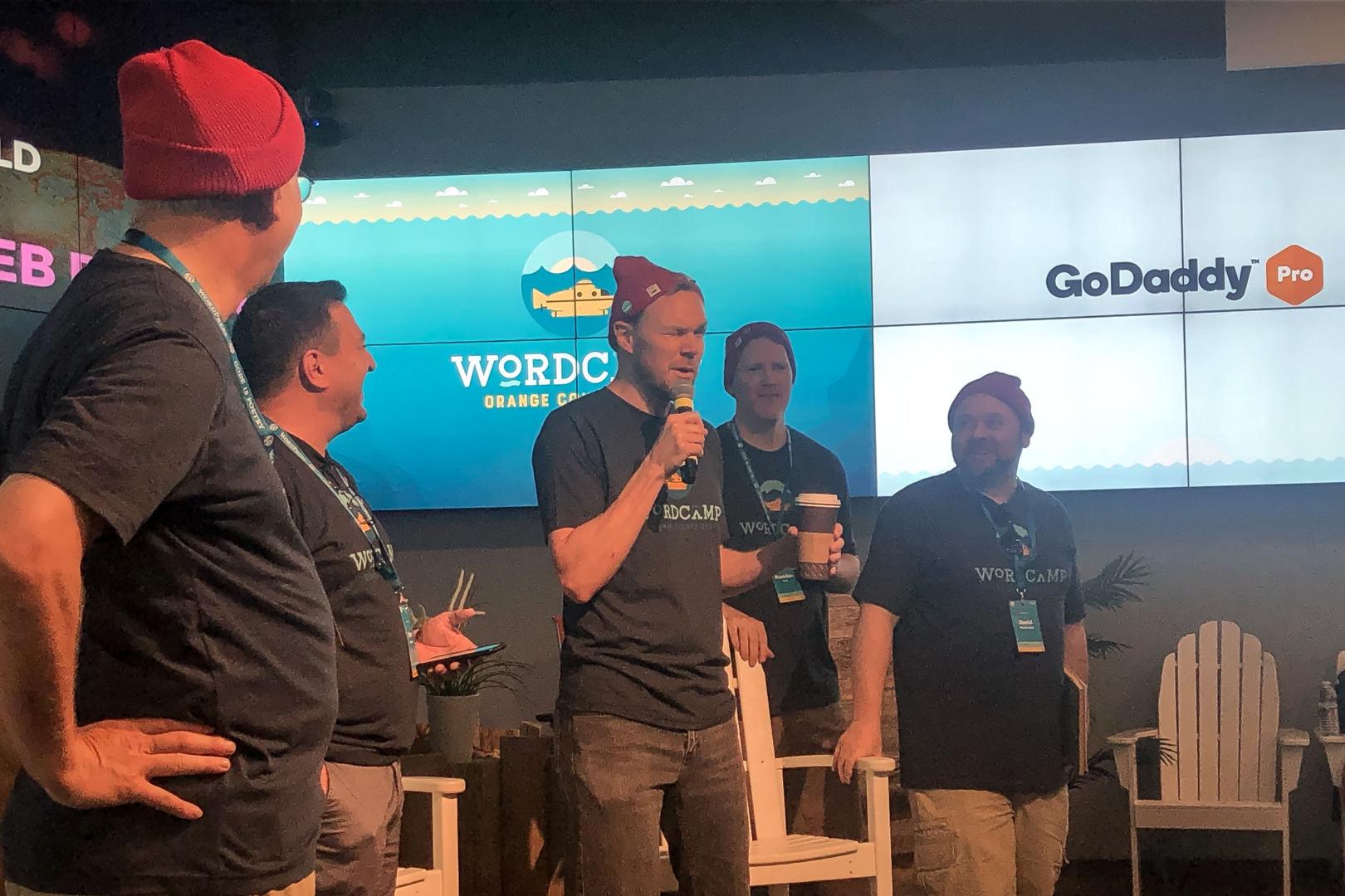 WordCamp Orange County, WordCamp OC, WCOC, WordPress