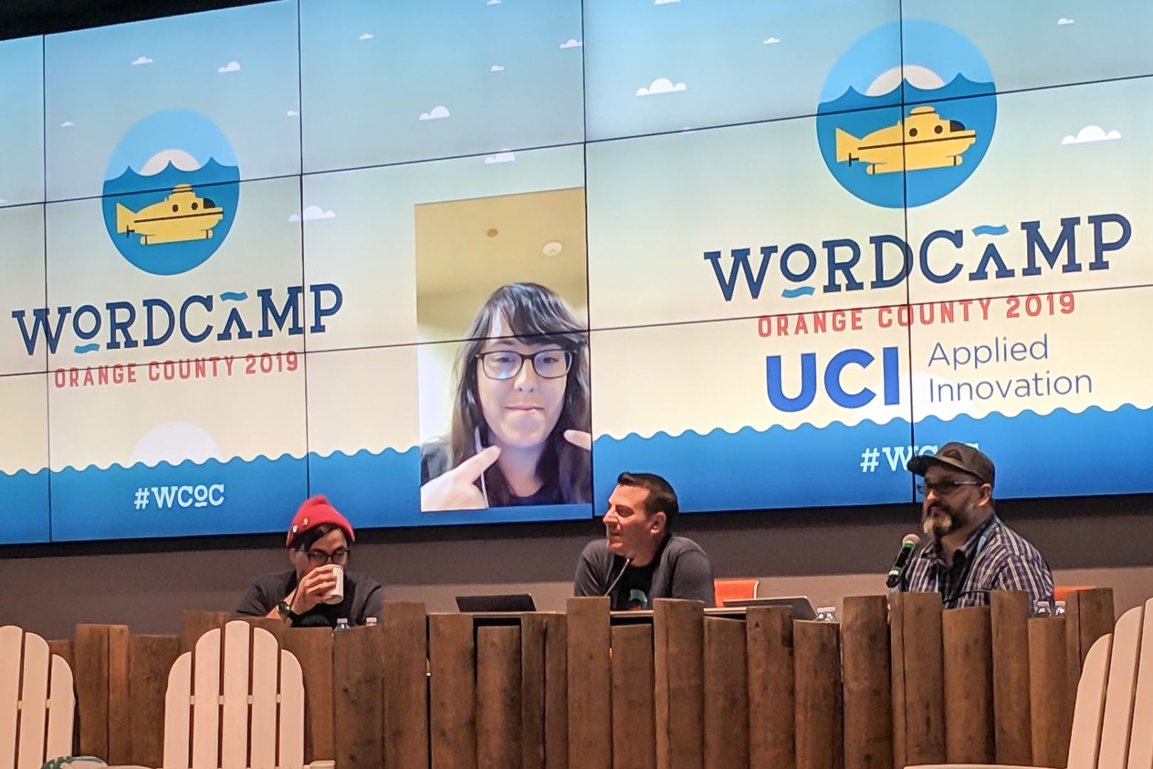 WordCamp Orange County, WordCamp OC, WCOC, WordPress