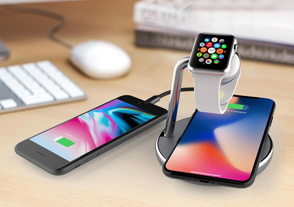 Mangotek Apple Watch Charging Stand