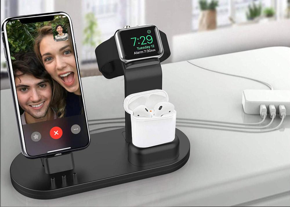 OLEBR 3 Apple Watch Stand