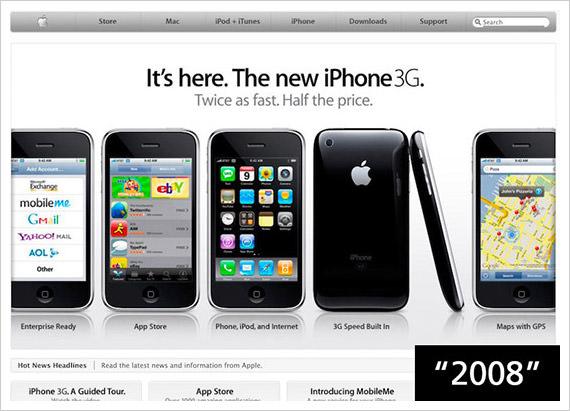 apple 2008