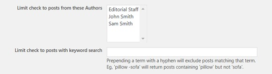 Choose Authors to Schedule Posts in WordPress