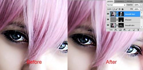 Enhance & Retouch an Image - Step 18