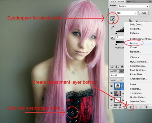 Enhance & Retouch an Image - Step 9
