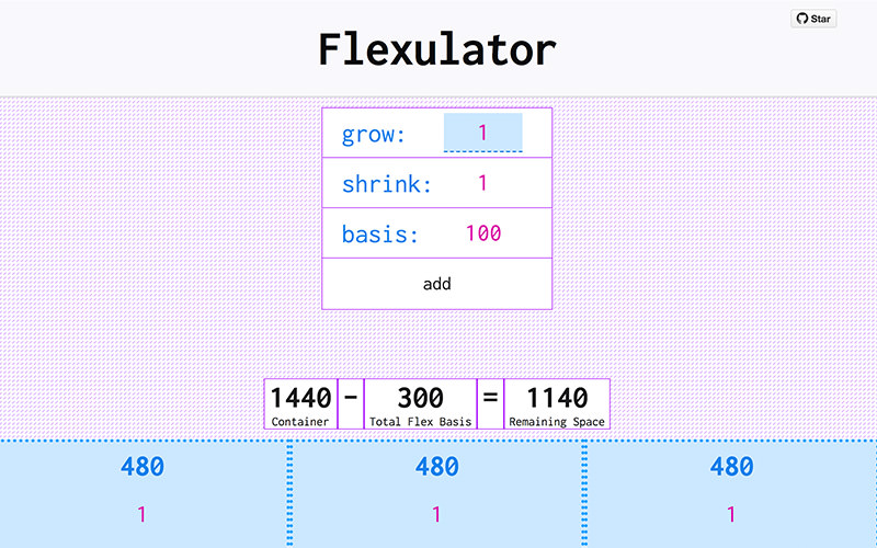 Flexulator