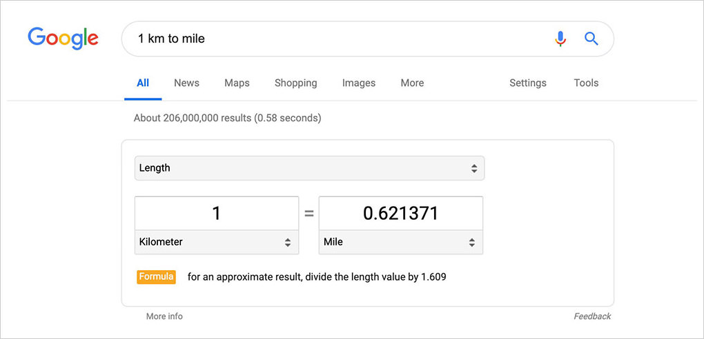 google measurement