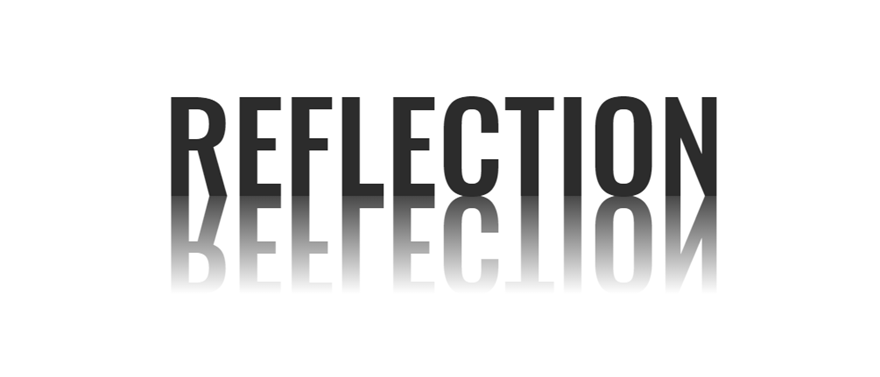 divi reflections for text and images