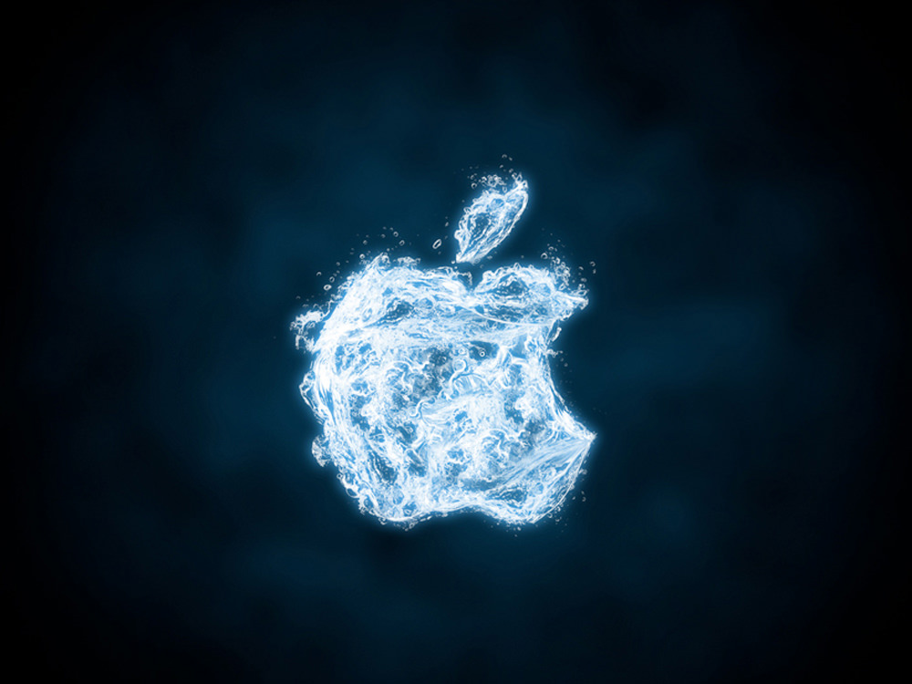 apple-water-wallpaper
