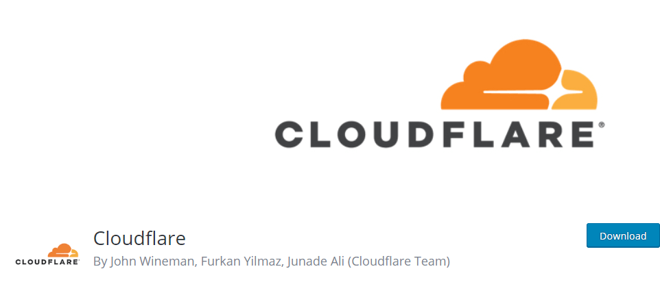 The Cloudflare plugin.