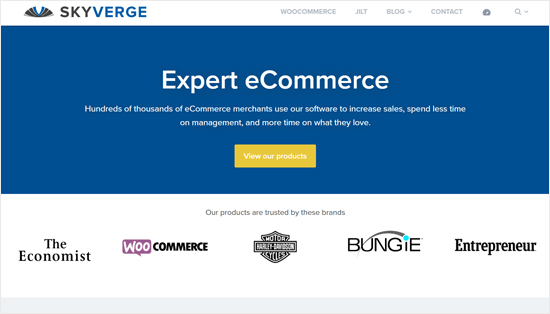 SkyVerge - WooCommerce Extension Development Company