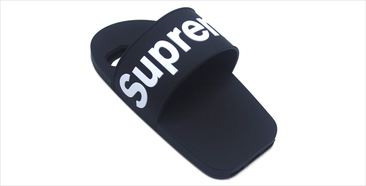 supreme-slippers-iphone-case