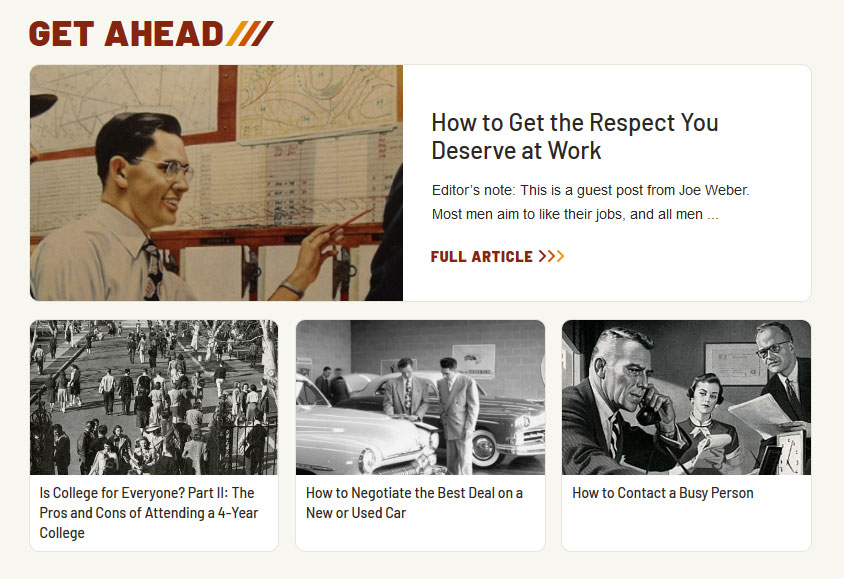 wordpress featured image example art of manliness