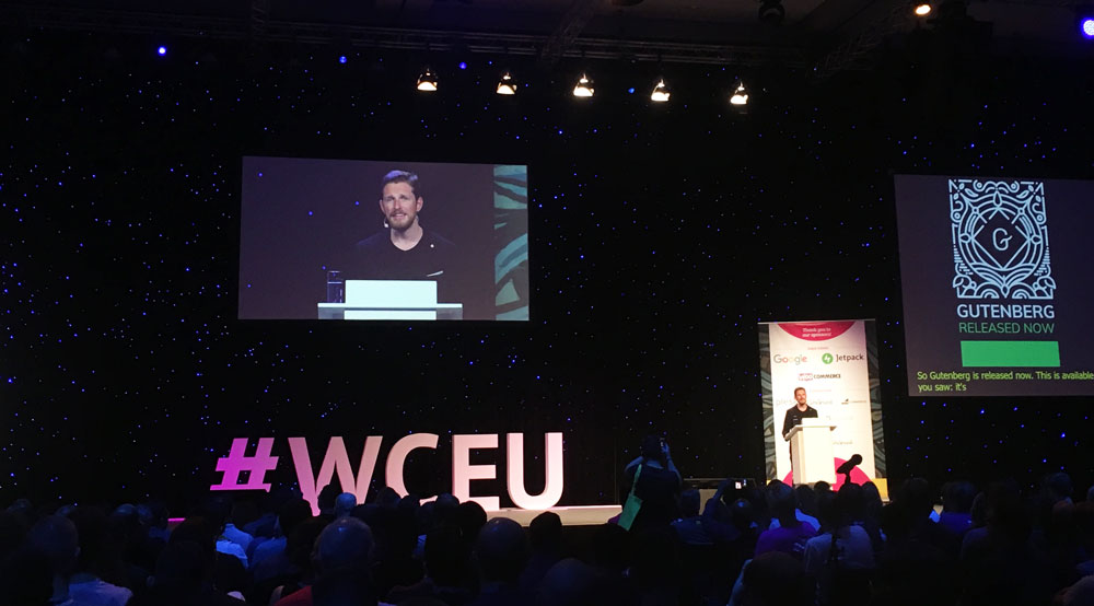 A Report from WordCamp Europe 2019 – Making History in Berlin