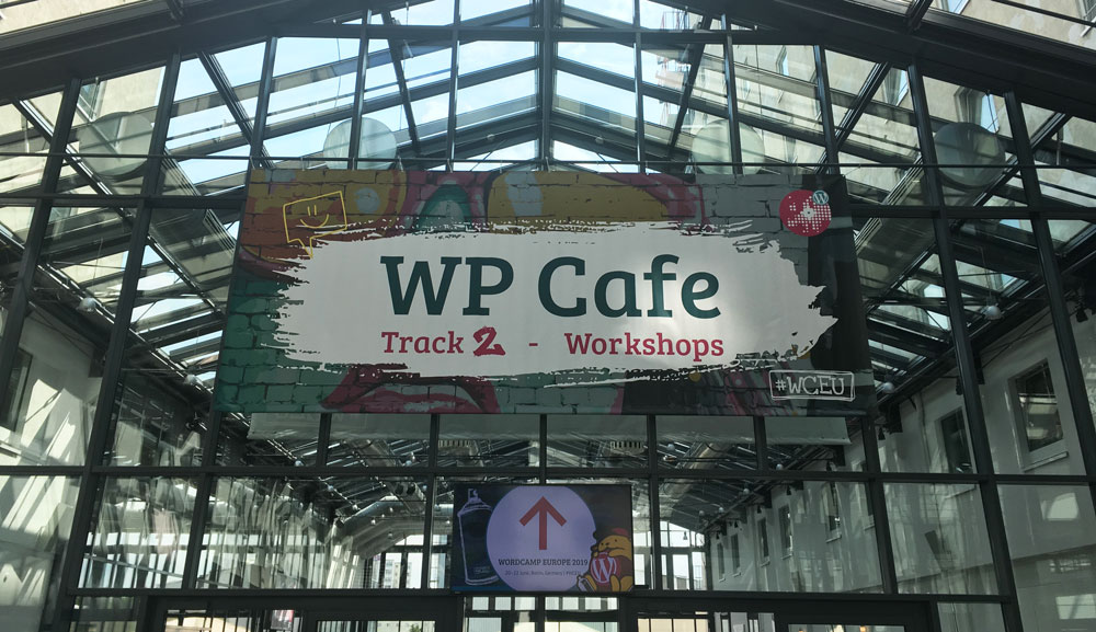 wordcamp europe 2019 workshop track