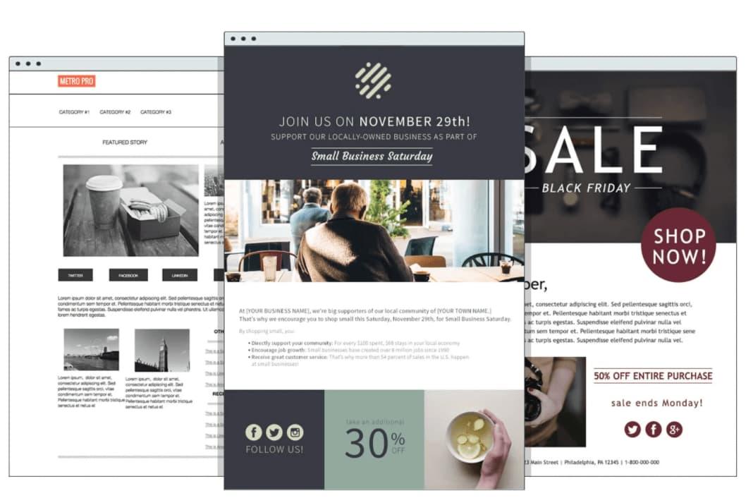 Newsletter Software Tools: AWeber