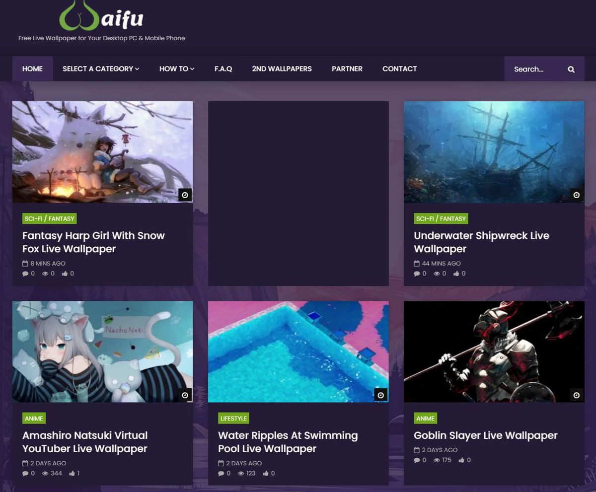 Gaming wallpapers by WallpaperWaifu.