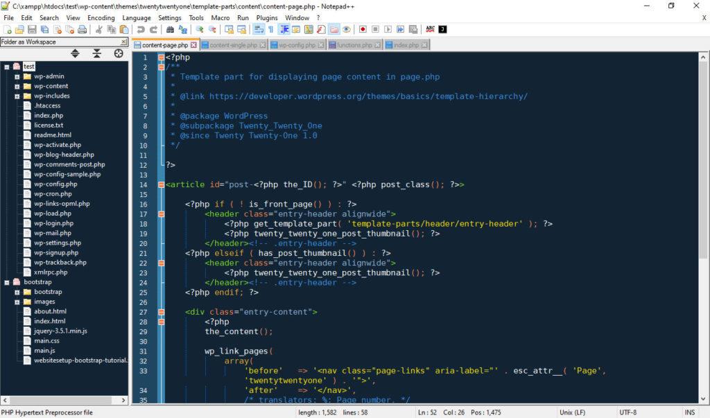 wordpress development tools ides and code editors