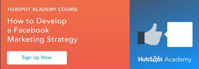 facebook marketing course