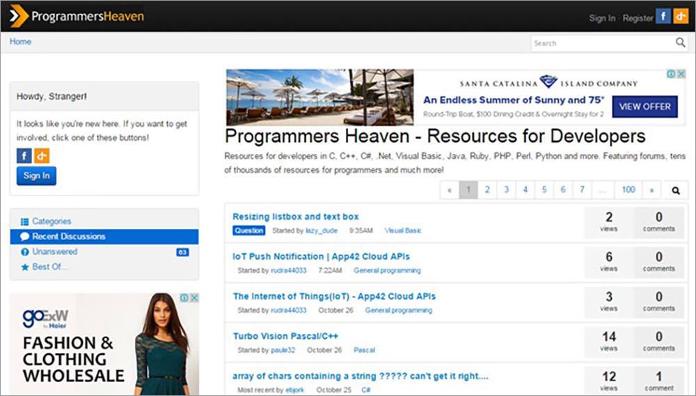 Programmers Heaven