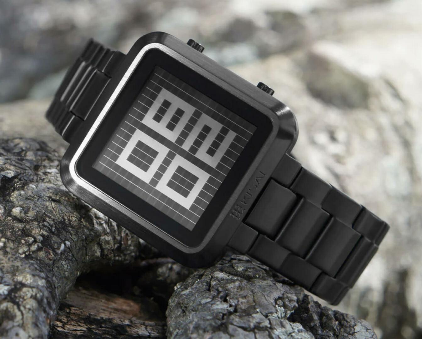 Laze LCD Watch