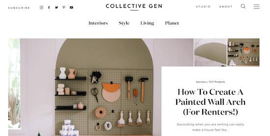 Collective Gen Blog