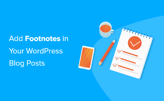How to Add Footnotes in WordPress