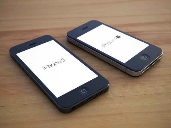 iPhone(s) (5 and 4S)