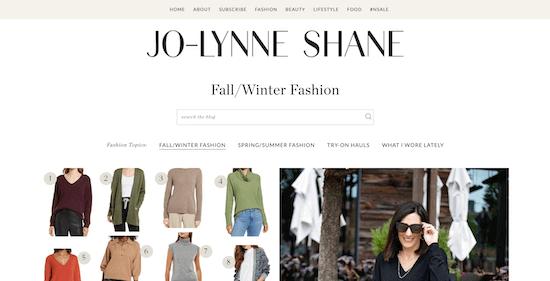 Jo-Lynne Shane Blog