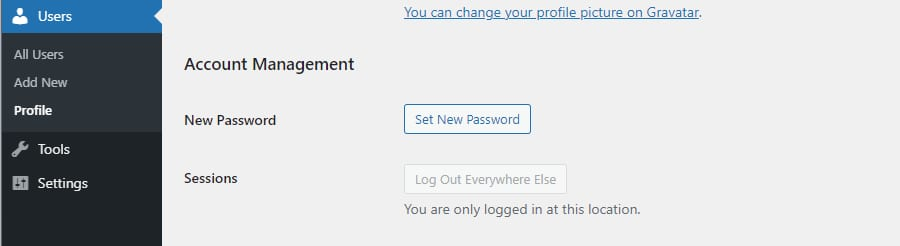 """A screenshot of the Users > Account Management section of WordPress, showing the """"Set New Password"""" button' width=""""900″ height=""""246″></p> <p class=""""wp-caption-text"""">Setting a new password in WordPress</p> </div> <p>While you're on the <strong>Users</strong> page, take a look at all your users and make sure there's no one there who you don't recognize or has inappropriate permissions. You should immediately remove any unidentified user with admin permissions.</p> <div class=""""in-post-container""""> <div class=""""dialog__content""""> <h2 class=""""heading--large text--center color--white mb--30""""> Sign Up For the Newsletter        </h2> </p></div> <div class=""""box box--noshadow has-gray-background-color newsletter-cta""""> <div class=""""newsletter-cta__content""""> <h3 class=""""heading"""" style=""""font-size: 2rem"""">Want to know how we increased our traffic over 1000%?</h3> <p class=""""mt--10 mb--20""""> Join 20,000+ others who get our weekly newsletter with insider WordPress tips! </p> </p></div> <p>  <a href=""""#newsletter"""" data-dialog-src=""""#newsletter"""" class=""""button button--purple newsletter-cta__button""""><br /> Subscribe Now  </a> </div> </p></div> <p>We also encourage you to look at <a href=""""https://wordpress.org/support/article/hardening-wordpress/#file-permissions"""" target=""""_blank"""" rel=""""noopener noreferrer"""">this guide on restricting user permissions</a> so only your account will be able to change sensitive files on your site.</p> <h3>Check Your SSL Certificate</h3> <p>If your <a href=""""https://kinsta.com/knowledgebase/how-ssl-works/"""" target=""""_blank"""" rel=""""noopener"""">SSL certificate</a> is out of date, you'll usually instantly know; browsers like Google Chrome will block access to your site with a huge warning about the expired certificate. If you're not sure or already getting this error, check your SSL certificate to see if it's up to date and whether you're using <a href=""""https://kinsta.com/knowledgebase/tls-vs-ssl/"""" target=""""_blank"""" rel=""""noopener"""">the latest version of SSL/TLS</a>.</p> <p>When you vi"""