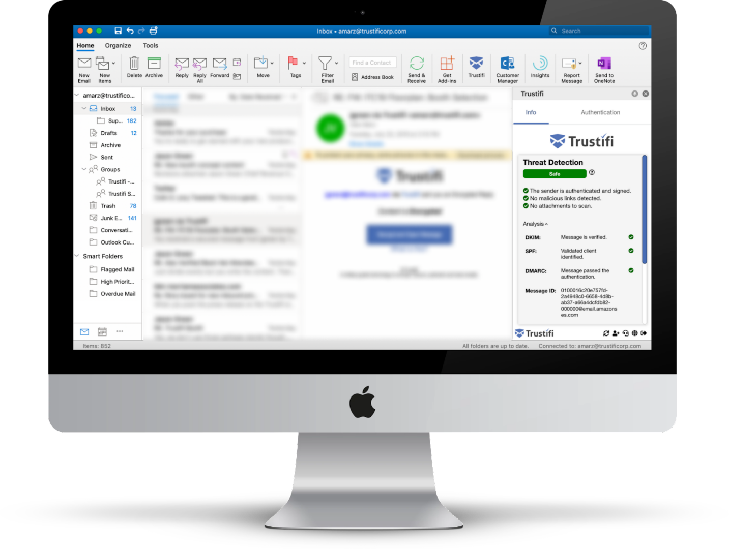 trustifi  best email provider for privacy