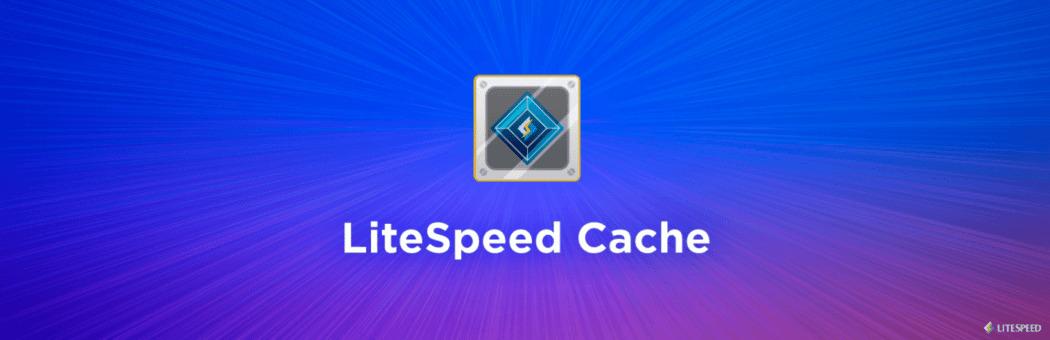 LiteSpeed Cache banner