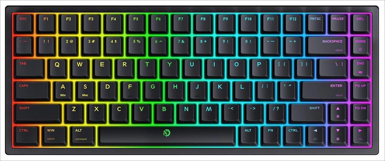 Mechanical keyboard sizes TKL