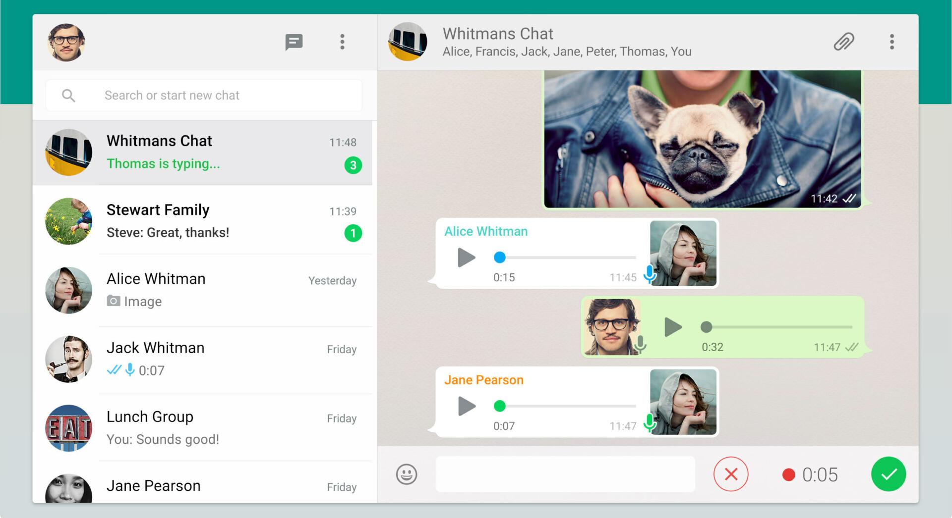 WhatsApp-For-PC