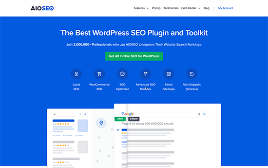 All in One SEO for WordPress