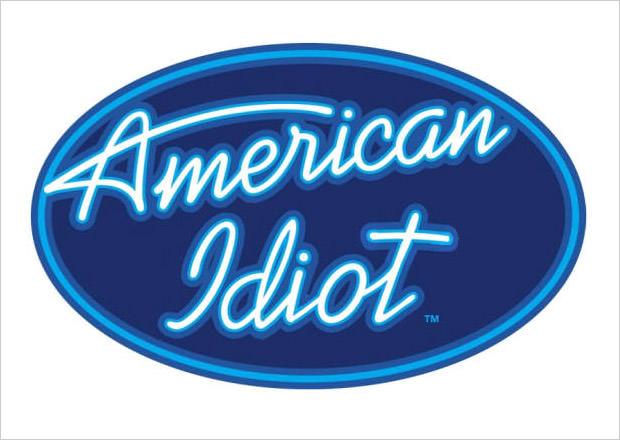 american idol - american idiot