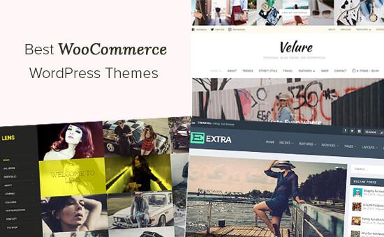 Choosing WooCommerce theme