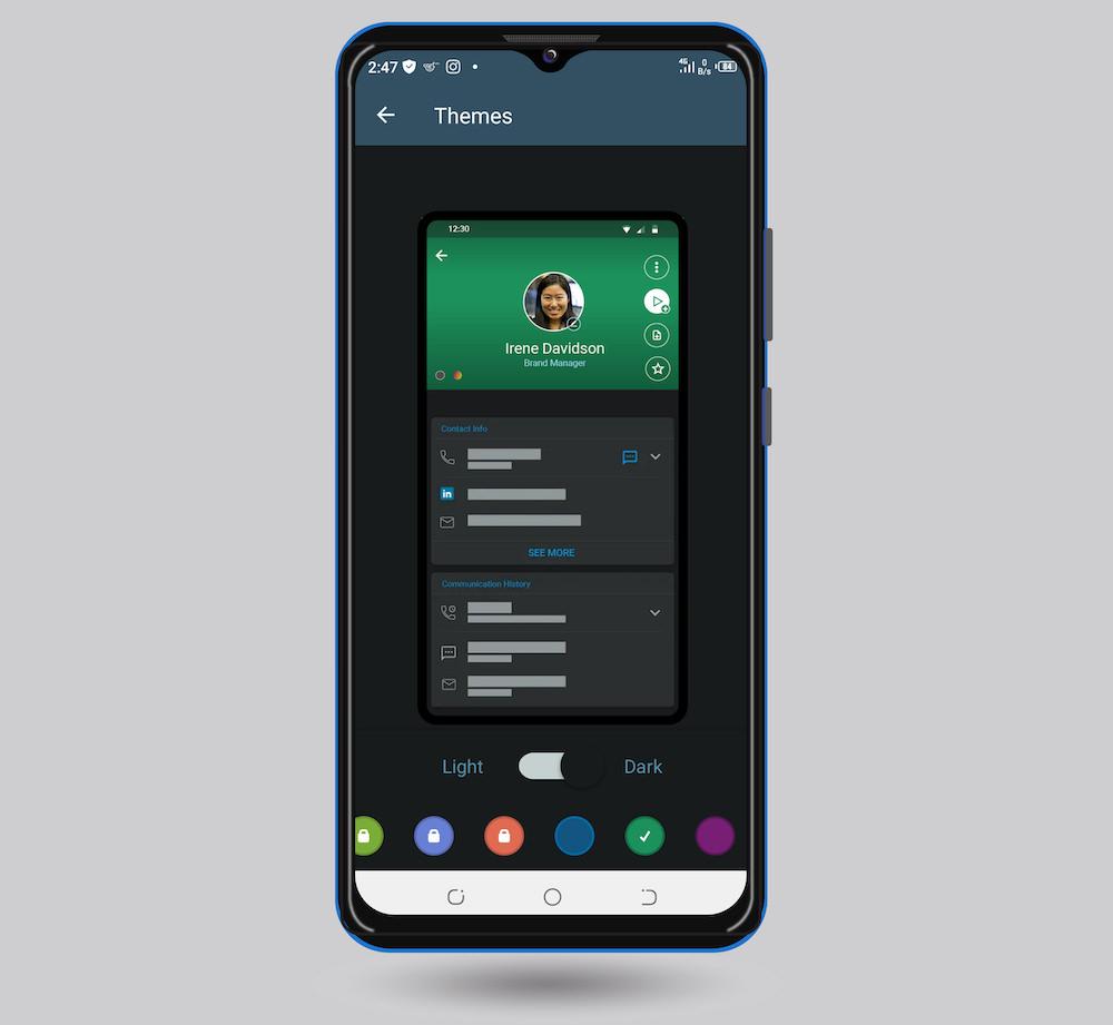 callapp-customization