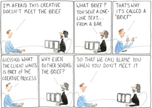 creative brief