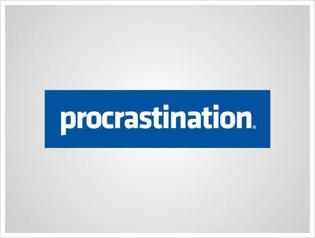 facebook - procrastination