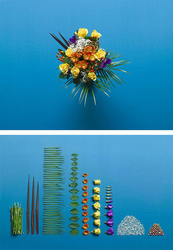 flowers-organized-neatly
