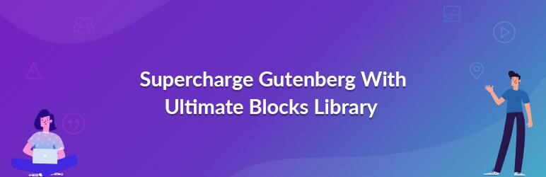 gutenberg blocks ultimate addon for gutenberg